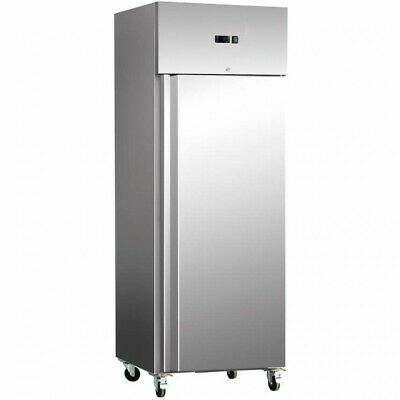 Commercial Bakery Fridge Upright cabinet 852 litres Stainless steel Single door