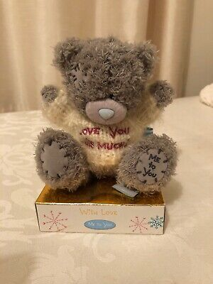 Tatty Teddy Me To You Teddy Bear Ideal For Valentines Day