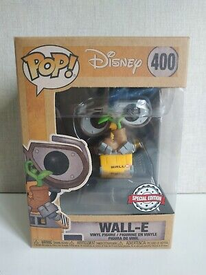 Funko Pop Disney Wall E Earth Day Exclusive- Limited- VER FOTOS  #2