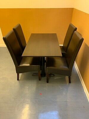 used restaurant tables and chairs contract Furniture In Good Condition.