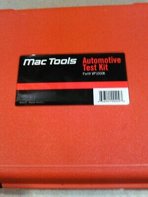 MAC VP5000K  Automotive Test Kit New