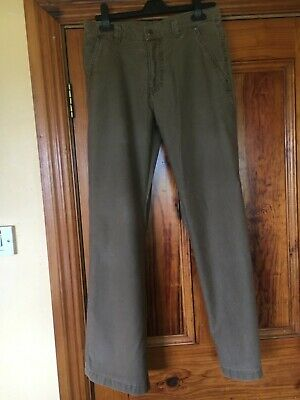 1880 Club Boys Trousers Age 14 / Height 168cm 100% Cotton Worn Once