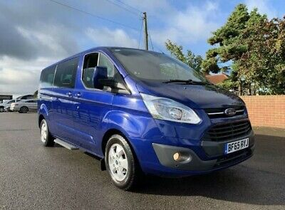 Ford Tourneo Custom LWB 2015 Diesel Manual 9 Seater Excellent Condition
