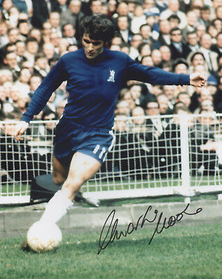CHARLIE COOKE Signed 10x8 Photo CHELSEA & SCOTLAND COA