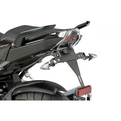Support de plaque dimmatriculation support compatible avec BMW R1200 R 2015-201