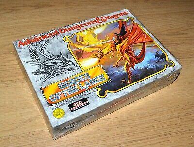 **New & Sealed** Advanced Dungeons & Dragons - Sinclair Zx Spectrum