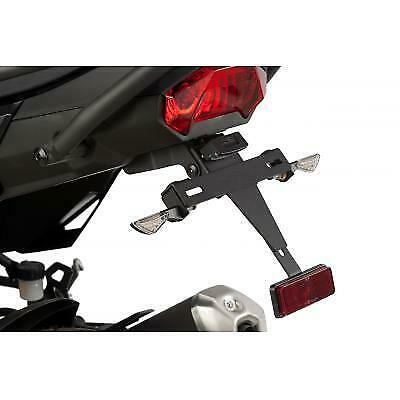 Support de plaque dimmatriculation compatible avec KAWASAKI X-VERSYS 17