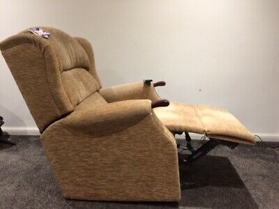HSL RISER RECLINER dual control electric chair standard size