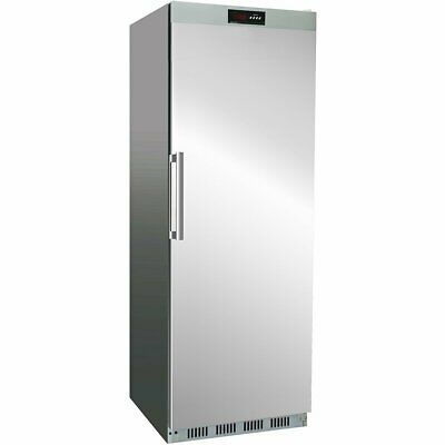 Commercial Freezer Upright cabinet Stainless steel 361 litres Single door