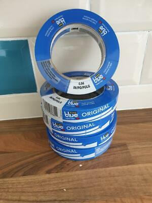 50 rolls 3M Scotch Blue Painters Masking Tape 48mm wide x 54.8m long, Brand new