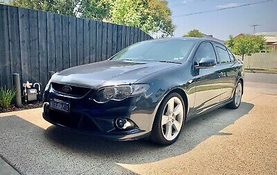 Ford Falcon FG XR6 Turbo Lux Pack