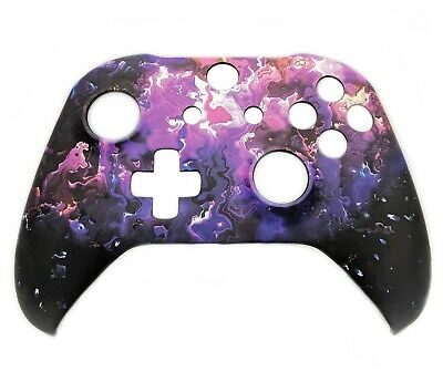Xbox One Controller Custom Magma Fire Replacement Front Shell Face-Plate