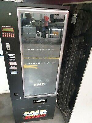 RP Combo Vending Machine, Snack & Drink Machine, Refrigerated