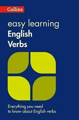 Easy Learning English Verbs (Collins Easy Learning English) by HarperCollins...