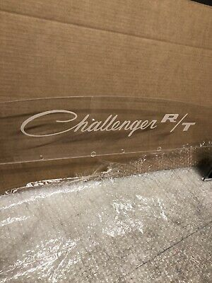 Dodge Charger back window plate 2006-Present