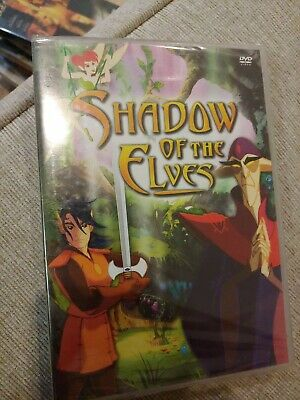 Shadow of the Elves (DVD, 2005) NEW Sealed