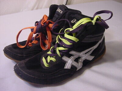 Asics Matflex Wrestling Shoes - Men's Size 7