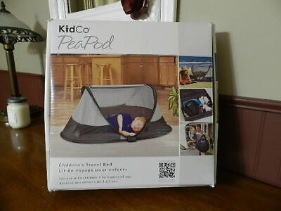 Outdoor Baby Screen Shed Travel Bed  KIDCO PEAPOD Infant