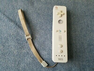 Authentic OEM Nintendo Wii Remote Controller Wiimote RVL-003 White - Used