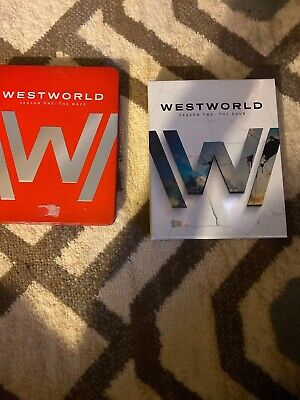Westworld The Complete First And Second Season 4K Ultra HD Blu-Ray Digital
