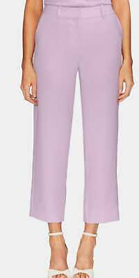 VINCE CAMUTO NEW Women's Parisian Crepe Trousers Capris, Cropped Pants size 10