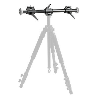 Heavy Duty Solid PRO Tripod Accessory Cross Arm Multi-Mount Tripod Utility Bar