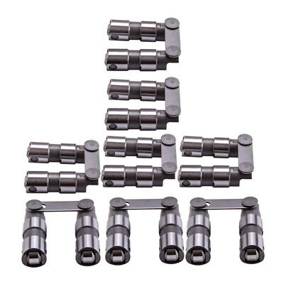 8 pairs Hydraulic Roller Lifter for Dodge Chrysler Big Block Vertical Link Bar