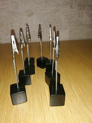 Place Card Holders x 8