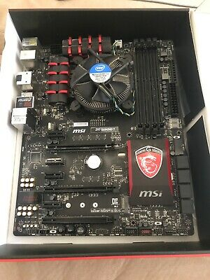 Z97 Gaming 7 PC motherboard - used but in perfect working condition