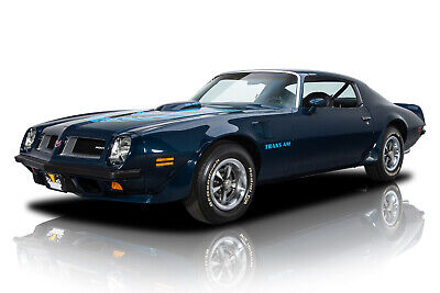 1974 Pontiac Trans Am Deluxe Trans Am SD-455   -The Last Muscle Car They say