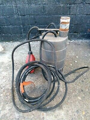 Submersible pond pool sump tank PUMP for dirty and clean water