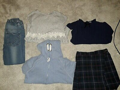 Next And River Island Girls Bundle Size 9 Years