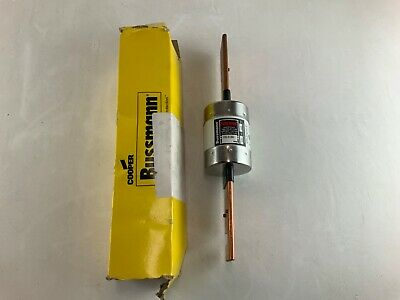 New No Box Bussmann Fusetron Frs-R-300 Dual Element Time Delay Fuse 300Amp
