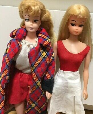 1960s Vintage Barbie clone Accessory lot Hong Kong Lilli Babs Suzette Totsy NEW
