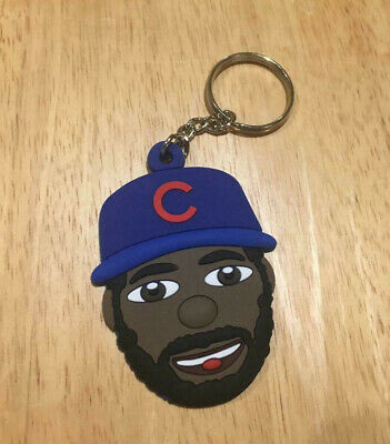 Chicago Cubs Jason Heyward Keychain - 2020 Cubs Convention