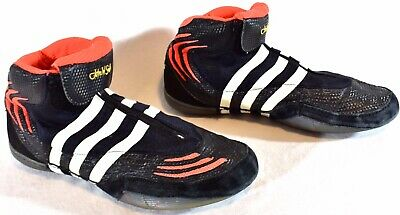Adidas Size 11 Mens John W Smith Adistrike Wrestling Shoes + FAST SHIPPING!!!