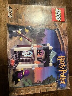 Lego Harry Potter 4702 - The Final Challenge - Used 100% Complete!