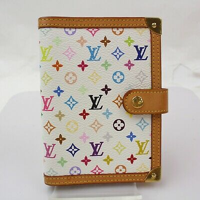 Authentic Louis Vuitton Diary Cover Agenda PM 346343
