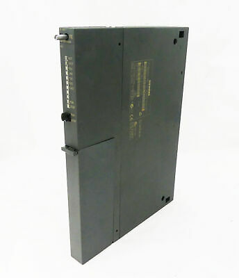 SIEMENS SIMATIC CP 443-1 6GK7443-1EX11-0XE0 6GK7443-1EX11-0XE0 E Stand: 5 -used-