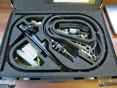 OLYMPUS GIF E Fiber Gastroscope Endoscope Endoscopy Endoskopie