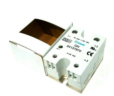 New Crouzet 84137870 Solid State Relay