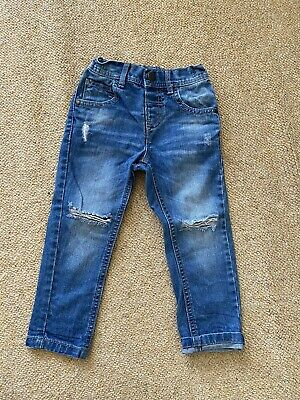 Next distressed jeans Boy 2-3 Years