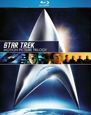 |2554752| Leonard Nimoy - Star Trek: Motion Picture Trilogy  [Blu-Ray x 1] Sigil