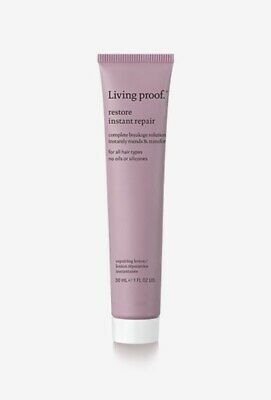 Living Proof Restore Instant Protect Repairing Lotion - 30ml Sealed