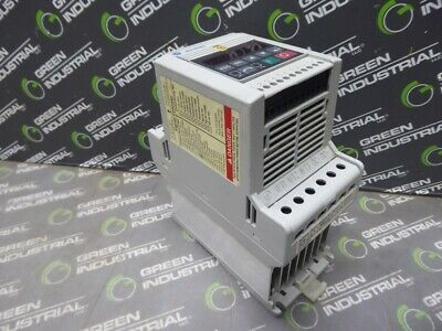 USED 0.75 HP Allen Bradley 160S-BA02NSF1 Variable Frequency Drive Ser.C FRN:7.06