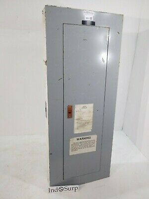GE Panelboard With A 150 Breaker 240 Volts 3 Pole