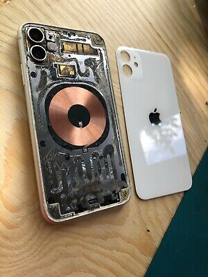 iPhone 8 X XR XS Max Back Glass Replacement Big Hole