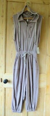 Free People Movement Franklin Hills One Piece Jumpsuit XS (UK 6 8 10) *Sample*
