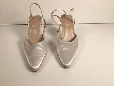 Pink by Paradox London Bridal wedding shoes Size 40