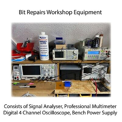 PCB Component Mail in Soldering Service - Micro Soldering - Free Return Postage